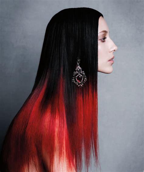 Black Hair Dye Ideas by Hair Color Ideas Aelida