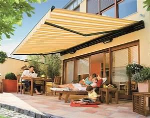 Store Pour Terrasse : installer un store banne sur mesure pour terrasse ~ Premium-room.com Idées de Décoration