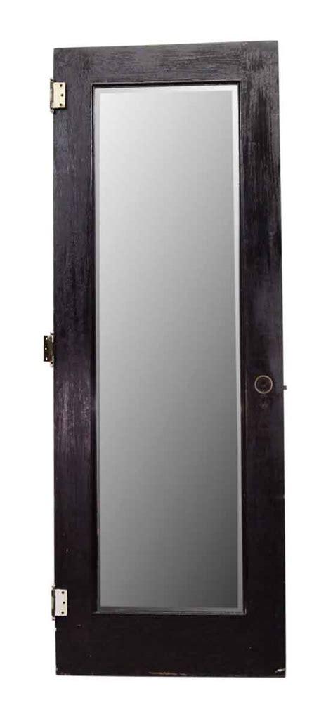 83 in h beveled mirror panel door olde things