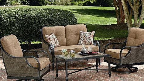 sears patio furniture 2015 update your outdoor living spaces with ty pennington