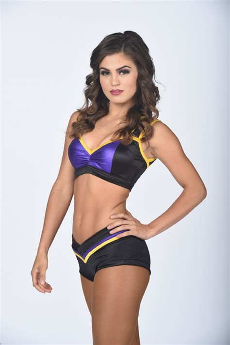 laker girls mackenna los angeles lakers