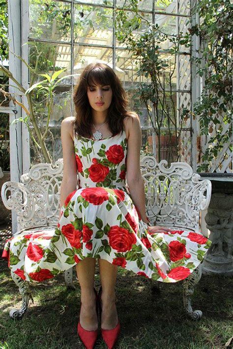 1960s Maxi Dress Embossed ROSES Velvet Garden Party Maxi Gown // Vintage Dresses by TatiTati ...