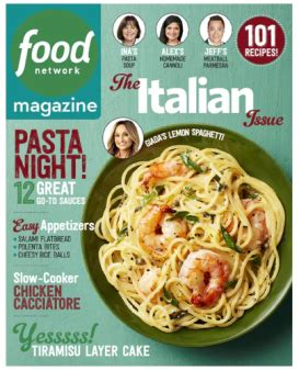 77699 Food Magazine Subscription Discount Code by Food Network Magazine Subscription Just 7 95 A Year My
