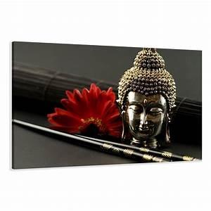Leinwandbilder Xxl Einteilig : bilder auf leinwand buddha 120x80cm xxl 5043 alle wandbilder fertig gerahmt ebay ~ Eleganceandgraceweddings.com Haus und Dekorationen