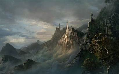 Castle Fantasy Background Castles Wallpapers Wall 1920