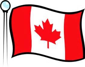 Canadian Flag Clip Art