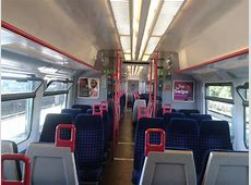 First Great Western Greenford Line Class 165 Unit 12