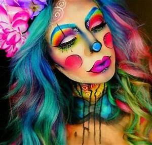 The 25 best Clown makeup ideas on Pinterest