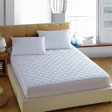 Bed Mattress Stores by Simple Style White Solid Soft Mattress Protective Cover