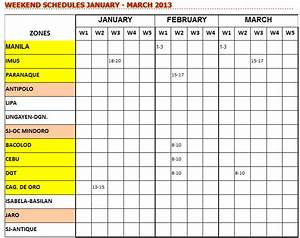 weekend on call schedule template josemulinohouseco With on call rotation calendar template