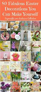 Diy Easter Decoration Ideas Decoratingspecial com
