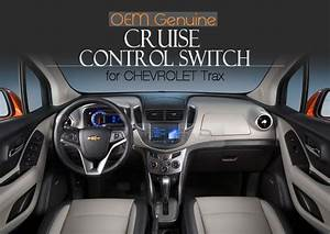 Oem Genuine Cruise Remote Control Switch 1ea For Chevrolet 2014