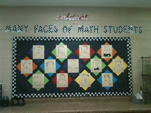 Middle School Classroom Bulletin Board Ideas