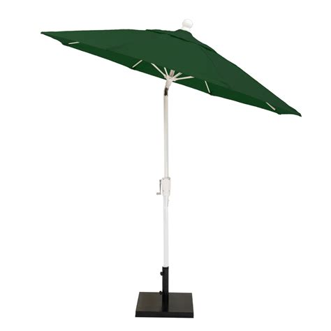 essential garden umbrella with fabric bag outdoor
