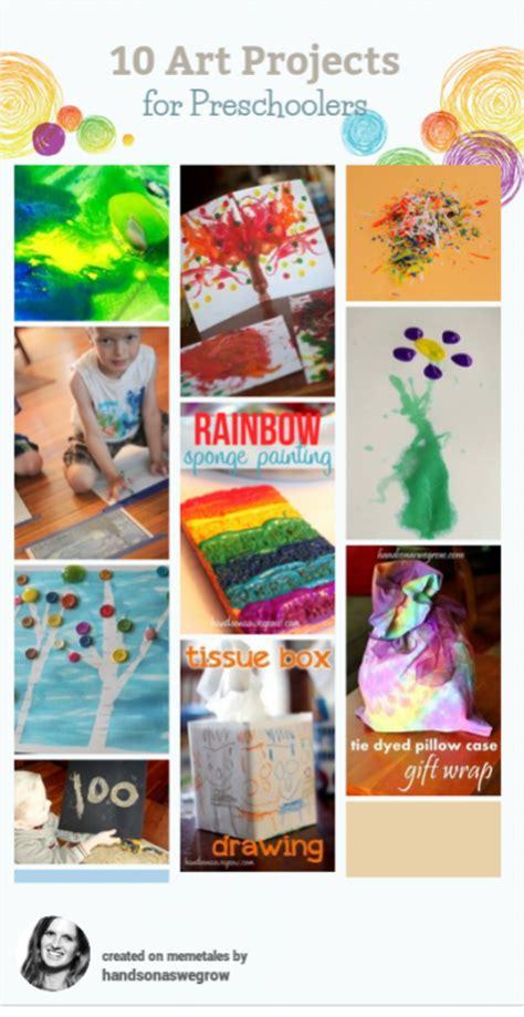 10 creative activities for preschoolers on 432   collage 161