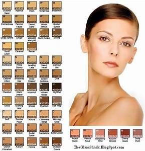 Brown Foundation Shade Chart Redefining The Face Of Beauty