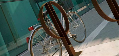 cafe bike rack park street products urban effects