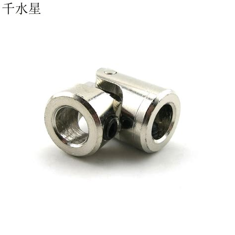 stainless steel universal joint small coupling model motor coupling universal joint drive shaft