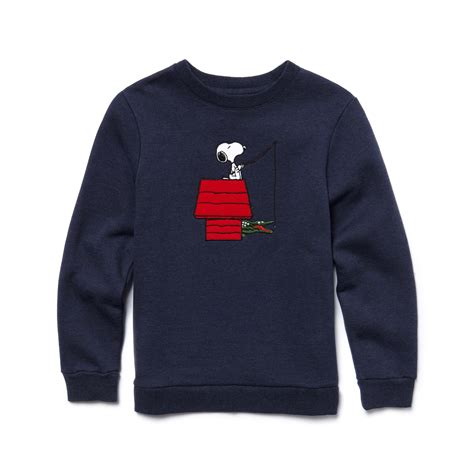 snoopy sweater lacoste and snoopy hook up daily front row