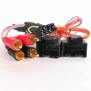 Saab - Iso Wiring Harness For A Universal Car Head Unit