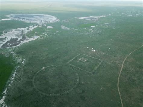 israeli leads team mapping chinas genghis kahn wall