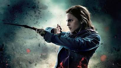 Potter Harry Deathly Hallows Hermione 4k Uhd