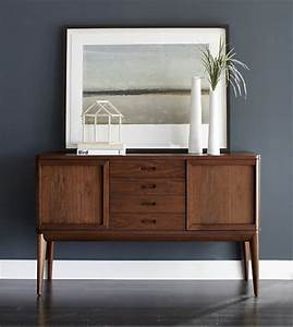 74 best images about mid century modern furniture on With kitchen cabinets lowes with crate and barrel wall art sale