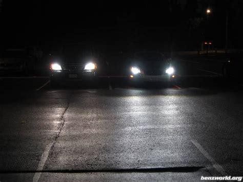 xenon headlights kb views