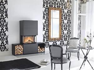 Poele A Granule Design : contura i51 un po le design po les montpellier ~ Dailycaller-alerts.com Idées de Décoration