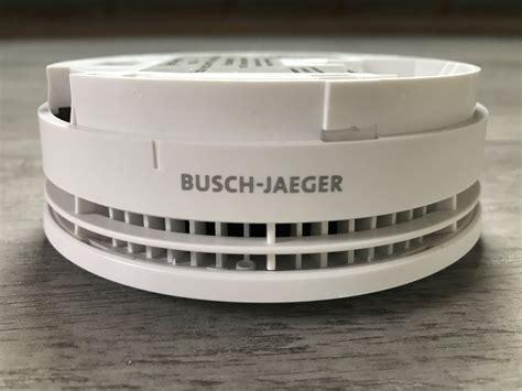 rauchmelder busch jäger www busch jaeger de busch jaeger rauchmelder 6833 01 84 profii line expert busch entry if