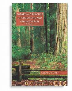 Theory And Practice Of Counseling And Psychotherapy 10th