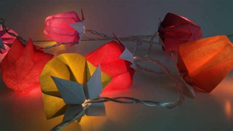 hd tuto faire des quot lions quot en origami pour une guirlande make quot lanterns quot origami for