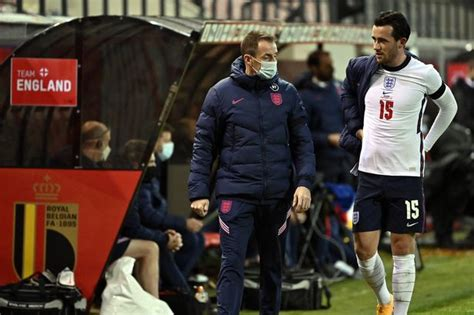 Gareth Southgate delivers Ben Chilwell injury update ahead ...