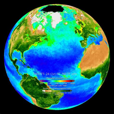 Earth System Climate Change Dataset  Science On A Sphere
