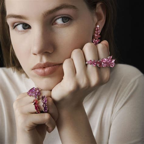 dior joaillerie celebrates  years  special gem dior collection tatler hong kong