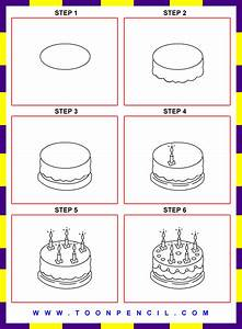 Pin Pencil Drawings Easy Cake on Pinterest