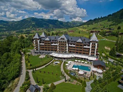 The Alpina Gstaad (switzerland)