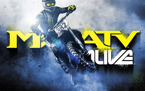 Mx Vs. Atv Alive Is An Off-road Racing Game Hd Wallpaper