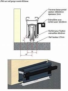 Portail Coulissant Bricoman : portail aluminium le portailalu ~ Dallasstarsshop.com Idées de Décoration