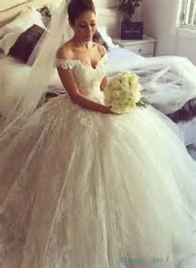 dress wedding shoulder bridal dresses wedding dresses with the shoulder sleeves