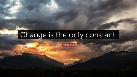 """""""change Is The Only Constant."""" (12 Wallpapers)"""