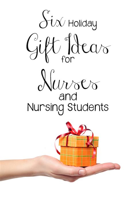 6 holiday gift ideas for nurses and nursing students