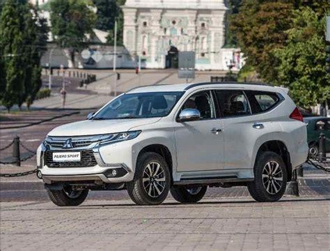 2019 All Mitsubishi Pajero by All Mitsubishi Pajero 2019 Overview Studios