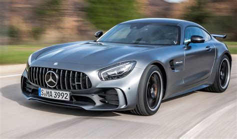Gt Price by 2018 Mercedes Amg Gt R Coupe Gets Official U S Pricing