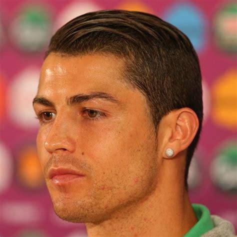 cristiano ronaldo haircut celebrity hairstyles