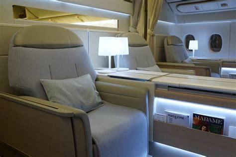 interieur d un boeing 777 air la premi 232 re cdg boeing 777 300er the travelers club