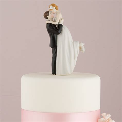 Wedding Cake Toppers by Quot True Quot Bridal Wedding Cake Topper
