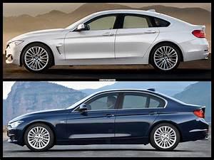Serie 3 Coupé : bmw 4 series gran coupe vs bmw 3 series sedan ~ Maxctalentgroup.com Avis de Voitures