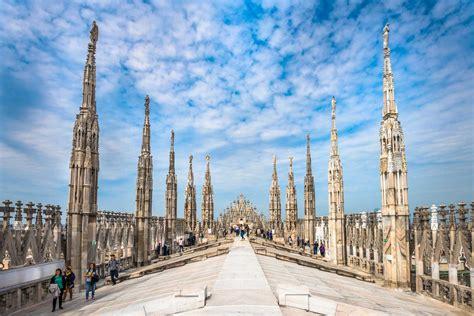terrazze duomo the duomo of milan reveals its corners flawless