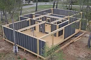 Maison Pop House : popup house des aixois inventent la maison colo qui se monte en quelques jours made in marseille ~ Melissatoandfro.com Idées de Décoration
